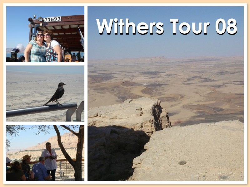 Withers Tour, June 2008